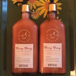 Bath Body Works Aromatherapy Ylang Ylang Lotion 2